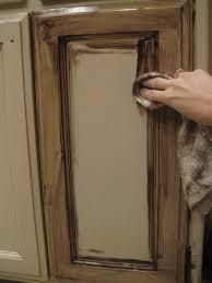 Painted Glazed Kitchen Cabinets Kristens Creations Glazing Painted Kitchen Cabinets