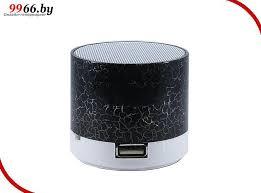 <b>Колонка Activ S10 LED</b> mini Black 61037, цена 32 руб., купить в ...