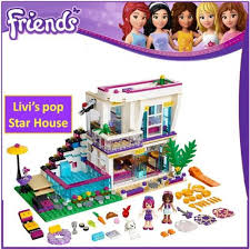 <b>Model building kits Compatible</b> with Lego 41135 girl Friends Livi's ...