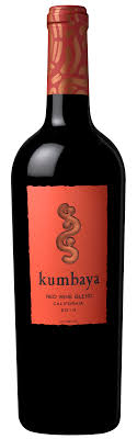 2010 kumbaya red wine blend jpg bottle red wine