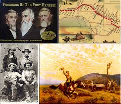 「the first transcontinental telegraph line in October 1861,」の画像検索結果