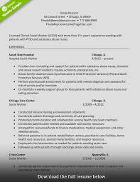 how to write a perfect social worker resume examples included social worker resume medical