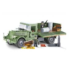 <b>Конструктор COBI</b> 2455 <b>Армейский</b> грузовик Mercedes Benz ...