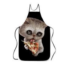 """Фартук с полной запечаткой """"Любимая пицца"""" #2102416 от ..."""