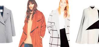 7 самых модных <b>пальто</b> осени