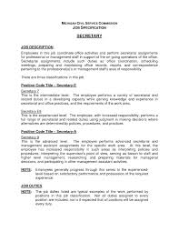 job description for nanny resume resume writing example job description for nanny resume nanny job description job interviews secretary job description resume legal secretary