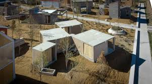 Rural, <b>modular home</b> in Mexico allows for a wide variety of ...
