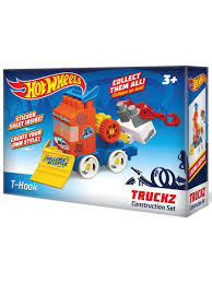 Машинка <b>конструктор Hot</b> wheel серия truckz T-Hook <b>Bauer</b> ...