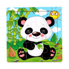 Kids <b>Puzzles</b> Toy <b>Wooden</b> Cartoon <b>3d Jigsaw Puzzle</b> Reviews ...