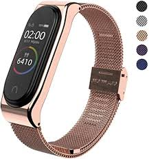 MIJOBS Bands for mi Band Strap - Compatible with ... - Amazon.com