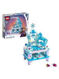 <b>Конструктор LEGO Disney</b> Frozen 41168 <b>Шкатулка</b> Эльзы LEGO ...
