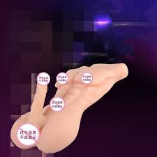 <b>hot sale Realistic Silicone</b> Male Black Full Body Sex Doll with big ...