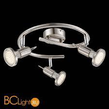 <b>Спот</b> (точечный светильник) <b>Globo</b> Rail <b>54382-3</b>