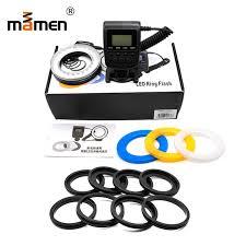 <b>Mamen Camera</b> Ring <b>Flash Light</b> 3000K 15000K 5 150cm Flash ...