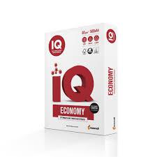 <b>Бумага IQ</b> Economy, класс С+, A4, 80 г/м2, 500 л, купить, заказать ...