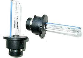 1 Pair D2C <b>D2S D2R 8000K Blue</b> HID Xenon Headlight Light Bulbs ...