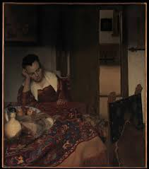 A <b>Maid</b> Asleep — Google Arts & Culture
