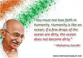Mahatma Gandhi Quotes On Animals Gallery