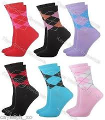 <b>12 pairs ladies women</b> girls color design everyday socks <b>cotton</b> lycra ...