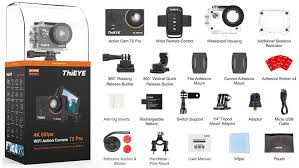 <b>ThiEYE T5 Pro</b> Review - Best Action Camera