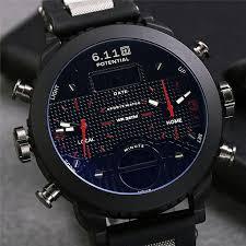 6.11 NEW <b>BIG MEN'S WATCH</b> | <b>Mens sport watches</b>, <b>Watches</b> for ...