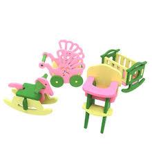Детские деревянные <b>кукольные домики</b>, <b>мебель</b>, кукольный ...
