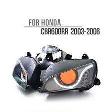 Custom Headlights - <b>Honda</b> Headlights - <b>CBR600RR</b> - KTmoto ...