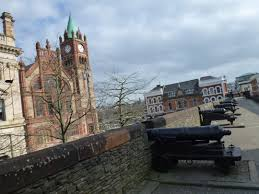 Image result for Walls of Derry