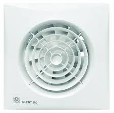 Вытяжной <b>вентилятор S&P Silent</b>-100 CZ - Вытяжные ...