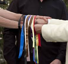 Image result for free picture of wedding handfasting