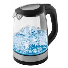 Электрический <b>чайник Scarlett SC-EK27G19</b> цвет чёрный - купить ...