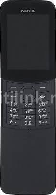 Купить Мобильный <b>телефон NOKIA 8110</b> Dual Sim, черный в ...