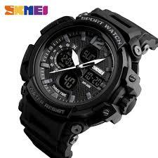 SKMEI <b>Men Watch 50M Waterproof</b> Digital Fashion Watches ...