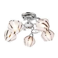 <b>Потолочный светильник Silver</b> Light 240.54.5 , E14, 60 Вт ...