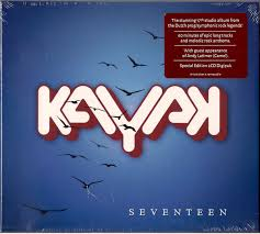 <b>Kayak</b> - <b>Seventeen</b> (2018, CD) | Discogs