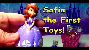 Disney <b>Princess Sofia</b> the 1st Blind Bags - YouTube