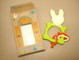 <b>Универсальный прорезыватель</b> Bunny Teether от <b>Roxy Kids</b>