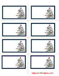 printable christmas labels to from tag modern printable christmas labels