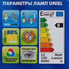<b>Светильник накладной</b> Uniel <b>GX53</b> 12 Вт цвет хром в Москве ...