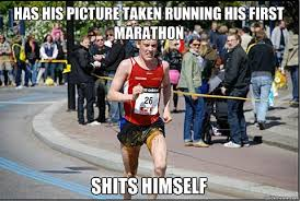 Steve in a Speedo?! Gross!: Friday Funny 304: Confucius on Marathons via Relatably.com