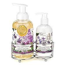 Amazon.com: <b>Michel Design Works</b> Scented Foaming Hand Soap ...