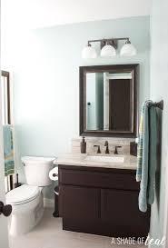 bathroom refresh: quick amp easy rustic bathroom refresh a shade of teal