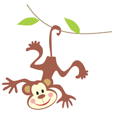 Image result for monkey clip art free