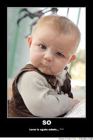 SO... - Skeptical Baby Meme Generator Posterizer via Relatably.com