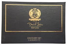 Купить <b>Парфюмерный</b> набор Daniel Josier <b>Discovery set</b> Night, 30 ...