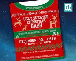 event flyer ugly sweater flyer christmas flyer ugly sweater event flyer ugly sweater flyer christmas flyer ugly sweater party flyer holiday flyer company flyer design digital printables