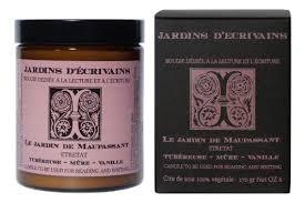 <b>Ароматическая свеча</b> Le Jardin De Maupassant Etretat Jardins d ...