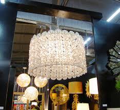 capiz shell floral chandelier cococozy capiz shell lighting fixtures