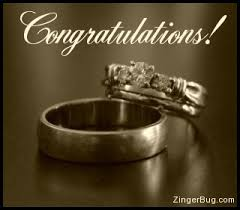 Image result for congratulations wedding