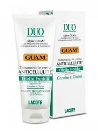 <b>Guam Крем антицеллюлитный</b> с охлаждающим эффектом <b>DUO</b> ...